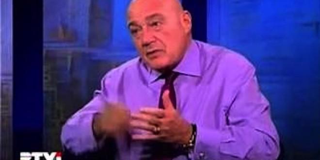 """Владимир Познер в программе """"В Нью-Йорке с Виктором Топаллером"""""""