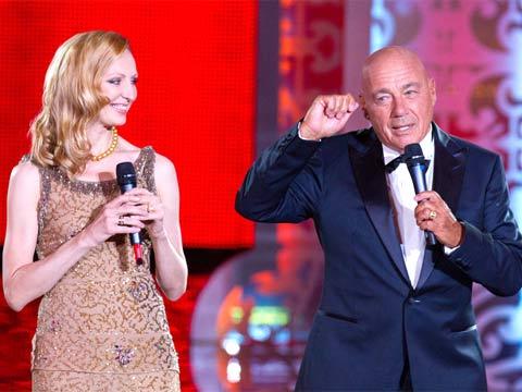 Владимир Познер: «Пародии на меня делают несмешные»