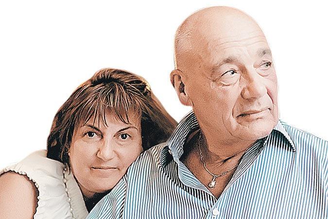 Владимир ПОзнер и Надежда Соловьева