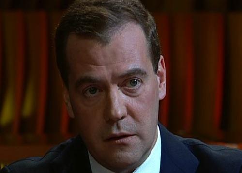 """Дмитрий Медведев в программе """"Познер"""""""