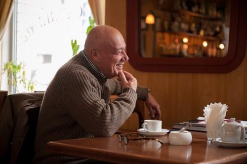 Владимир Познер: Я отвечу очень банально: я люблю жить