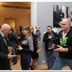 """Фоторепортаж с выставки """"Познер: Большой портрет"""""""