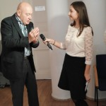 """Открытие выставки и презентация книги """"Познер: Большой портрет"""" (видео и фото)"""