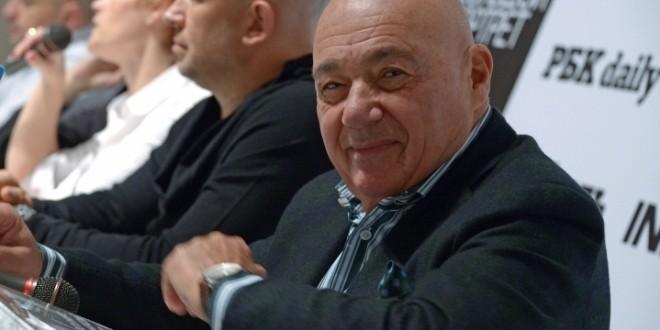 Владимир Познер о новой телевизионной премии