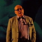 Владимир Познер на вечере памяти Андрея Вознесенского