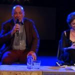 Выступление Владимира Познера в Гоголь-центре