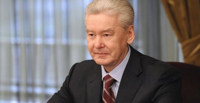 Мэр Москвы поздравил с юбилеем В.В. Познера