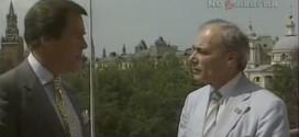 Владимир Познер берет интервью у Питера Дженинкса (1988 год)