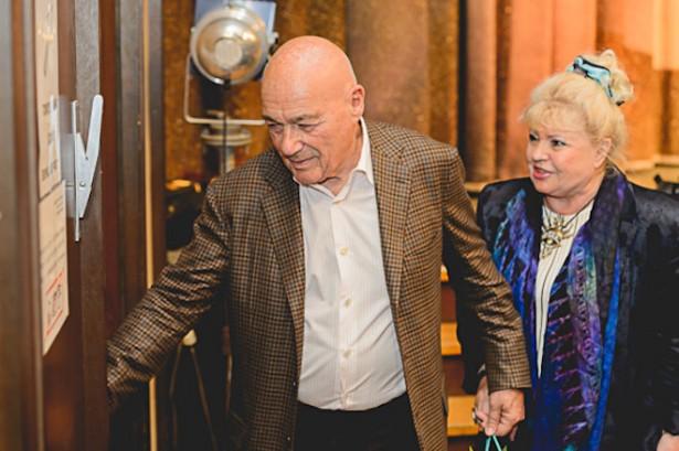 Владимир Познер в Берлине