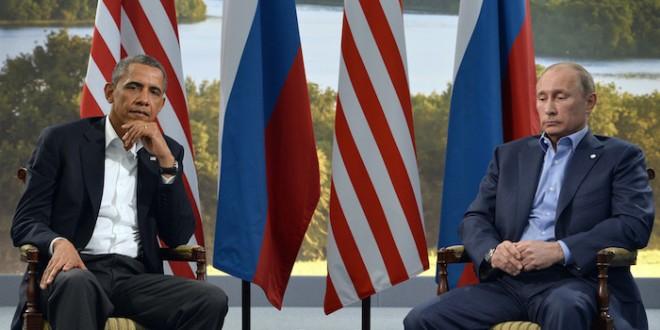 """Россия и США - новая """"холодная война""""?"""