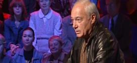 "Владимир Познер в программе ""Школа злословия"" (2004 г.)"
