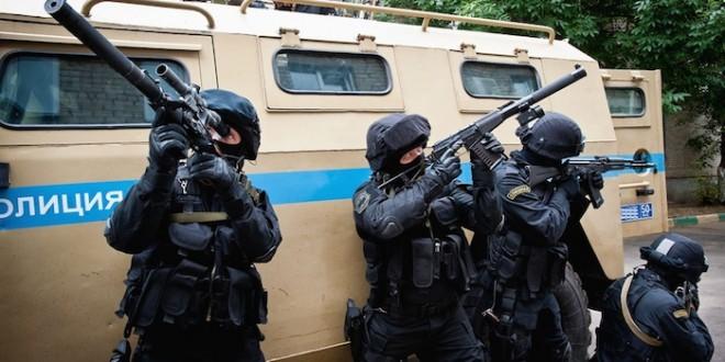 Организованная преступность в России