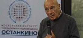 """Владимир Познер: """"Такой профессии как телеведущий в чистом виде не существует"""""""