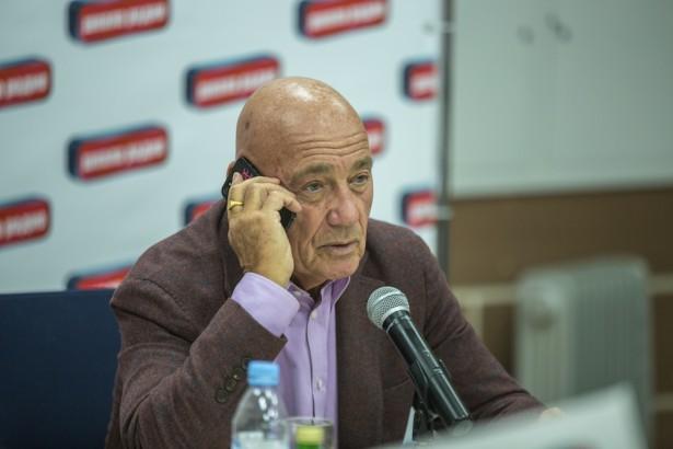 """Владимир Познер в """"Школе радио"""""""