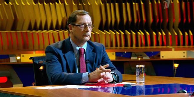 13 октября в программе «Познер» — Алексей Арбатов