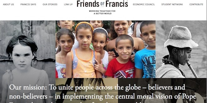 «Друзья Франциска» (Friends of Francis)