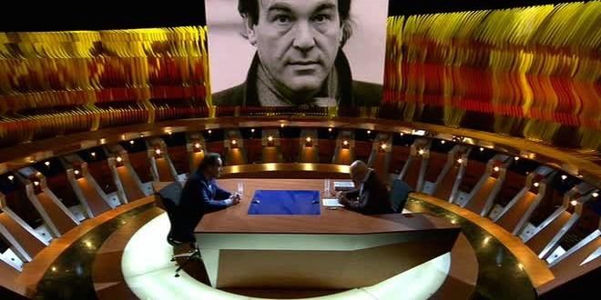 Как Владимир Познер поговорил о патриотизме с Оливером Стоуном
