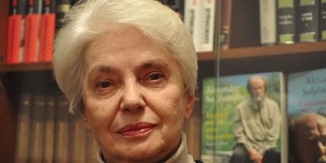 15 декабря в программе «Познер» — Наталия Солженицына