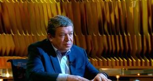 16 марта 2015 года в программе «Познер» — Руслан Гринберг