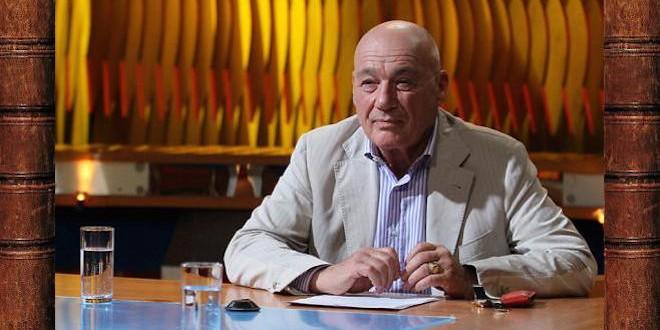 Владимир Познер на Онлайн ТВ (анонс)