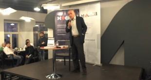 Владимир Познер в книжном магазине «Москва» 24.03.15 (видео)