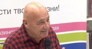 """Владимир Познер в """"Новом книжном"""" 17.03.15 (видео)"""