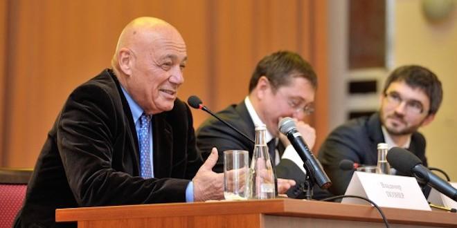 Встреча с Владимиром Познером в МИГСУ (анонс)