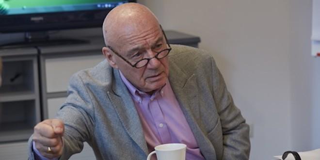 Тренинг «Телевизионное интервью: мастер-класс Владимира Познера»