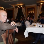 О «пятой колонне», выборах в Израиле и Франции, театре и Немцове