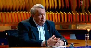 18 мая 2015 года в программе «Познер» — Владимир Фортов