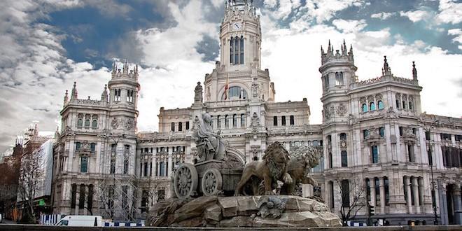 Новое путешествие — на этот раз в Испанию