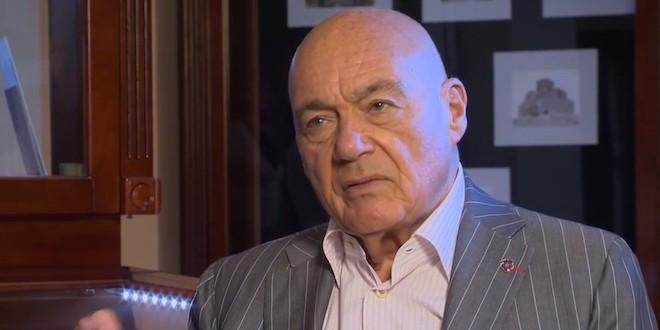 Интервью Владимира Познера Первому каналу Армении