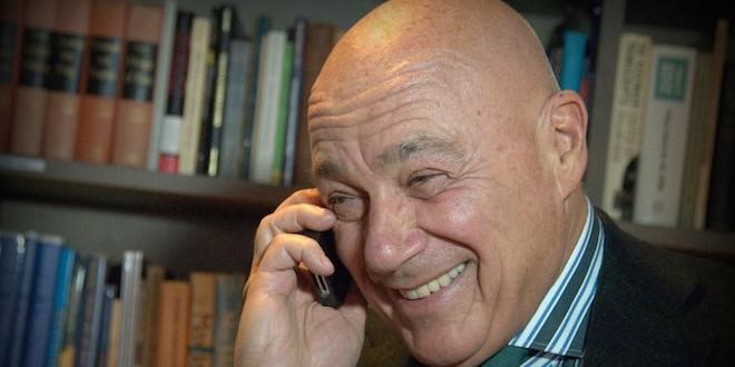 """Владимир Познер в программе """"Всегда Ваш, Арман Давлетьяров"""""""