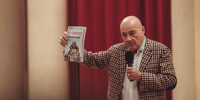 Творческий вечер Владимира Познера в Юрмале (анонс)