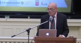 Владимир Познер на Форуме молодых журналистов «Диалог культур» (видео)