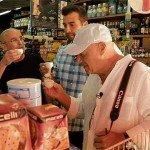 Еврейское счастье. 2-я серия «Тель-Авив, или с чем это едят?»