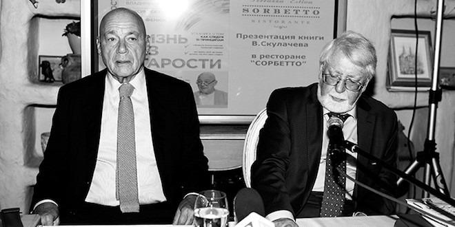 """Владимир Познер: """"Ученый смотрит на мир не так, как мы с вами, у ученого особый склад ума"""""""
