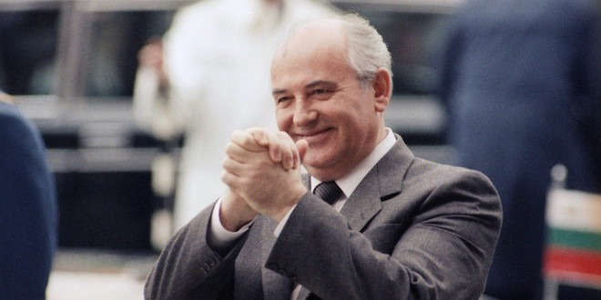 """Михаил Горбачев в программе """"Познер"""""""
