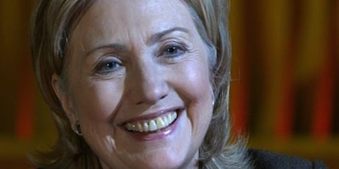 "Хиллари Клинтон в программе ""Познер"""