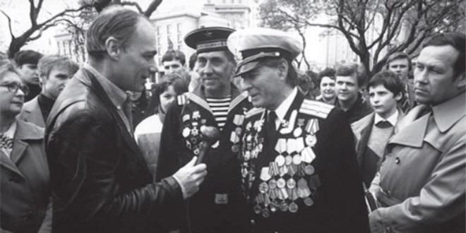 """Владимир Познер: """"Они лучше всех сумели ухватить и выразить суть страны в конкретный момент"""""""