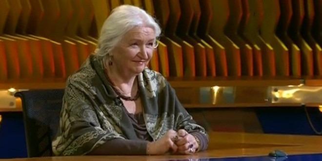 25 апреля 2016 года в программе «Познер» — Татьяна Черниговская