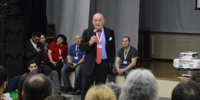 Владимир Познер на конференции «Лимуд» (видео)
