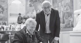 """Интервью с Франко Дзеффирелли: """"Я увидел другую планету – мир искусства, театра, музыки"""""""