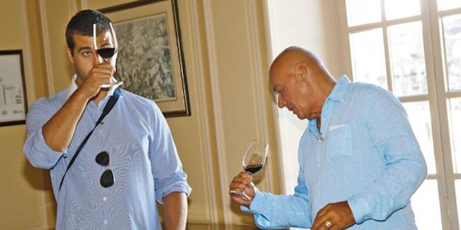 """""""С самого юного возраста вино входит в твою жизнь как нечто совершенно нормальное"""""""