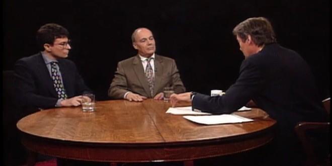 Vladimir Pozner and David Remnick: Clinton's First Presser