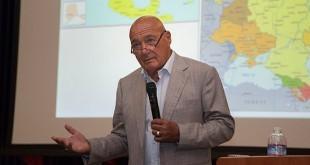 Vladimir Pozner shares candid views on U.S.-Russia relations