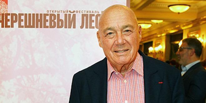 """Владимир Познер: """"Я – большой поклонник Бориса Эйфмана"""""""