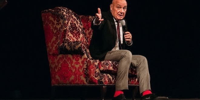 Владимир Познер: «Носки могут быть любого цвета, лишь бы они были красные»