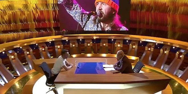 Владимир Познер про интервью с Сергеем Шнуровым