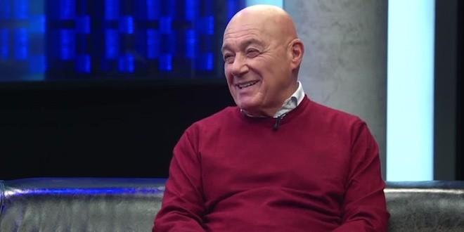 """Владимир Познер в программе """"Звездный гараж"""" (видео)"""